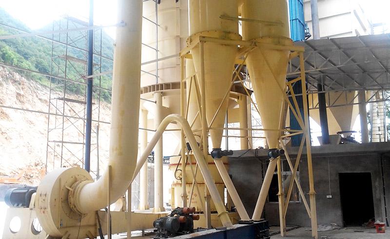 山东济宁石英磨粉生产工艺