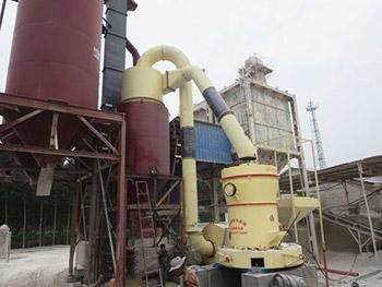 矿渣微粉生产工艺