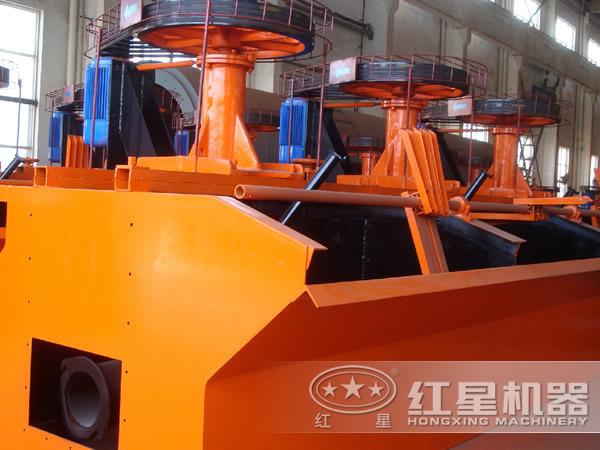铅锌矿浮选工艺流程
