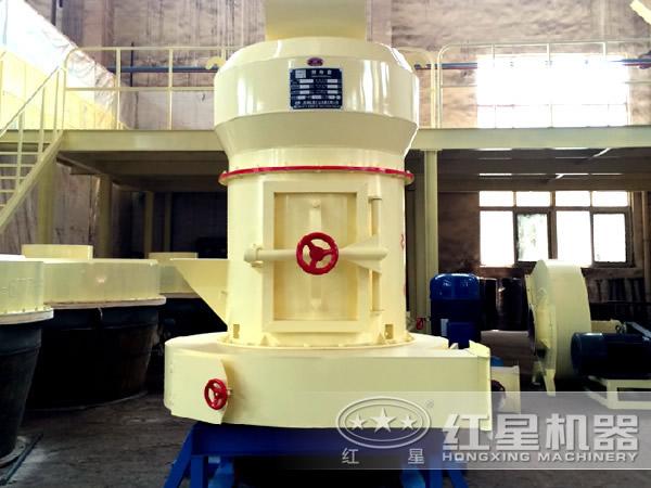 重晶石磨粉机