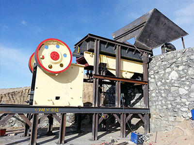 山西铁矿石破碎生产线
