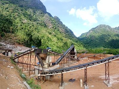 河南焦作煤矸石专用破碎生产线