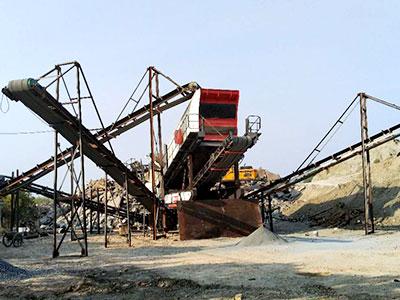 内蒙古铜矿石制砂生产线