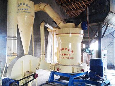 青海石膏磨粉生产线